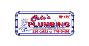 About Cole's Plumbing